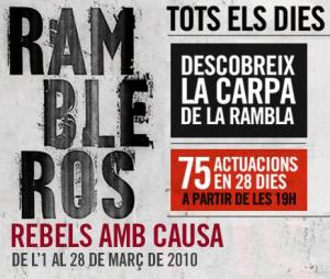 Rambleros Festival by Bed & Breakfast in Barcelona