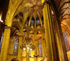 Barcelona's Cathedral by Bed and Breakfast in Barcelona