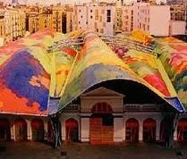 Santa Caterina Market by Bed and Breakfast in Barcelona