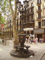 Fuente de canaletas by Bed and Breakfast in Barcelona