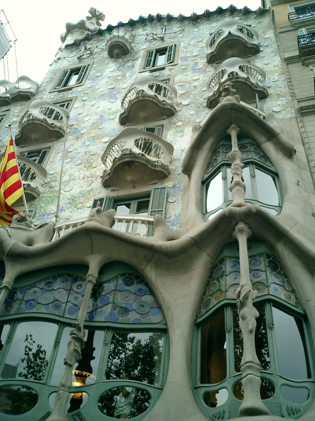 Casa Batllo by Bed and Breakfast in Barcelona