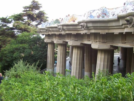 Parc Guell by Bed and Breakfast Barcelona