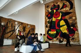 Joan Miro by Guest House in Barcelona