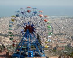 Tibidabo Park by Bed and Breakfast in Barcelona