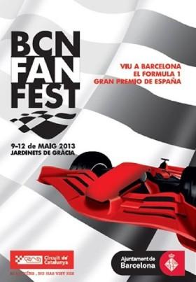 F1 Fan Fest by Bed and Breakfast in Barcelona